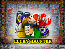 Игровой аппарат Lucky Haunter в казино Вулкан