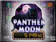 Играть бесплатно онлайн в Panther Moon
