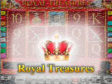Royal Treasures от онлайн казино Вулкан