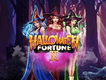 Играть в игровой автомат Halloween Fortune II онлайн на реальные деньги