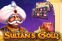 В Вулкане автомат Золото Султана