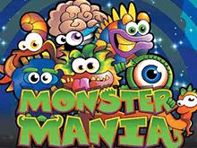 Monster Mania — игровой автомат на деньги