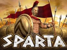 Слот Sparta в казино Вулкан