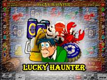 Игровой аппарат Lucky Haunter в казино Вулкан