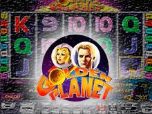 Golden Planet от онлайн казино Вулкан