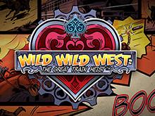Онлайн аппарат Wild Wild West: The Great Train Heist
