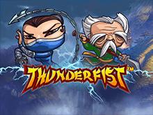 Игровой автомат Thunderfist от Netent простыми правилами