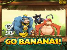Вперед Бананы – игровой автомат от Netent, играйте в режиме онлайн